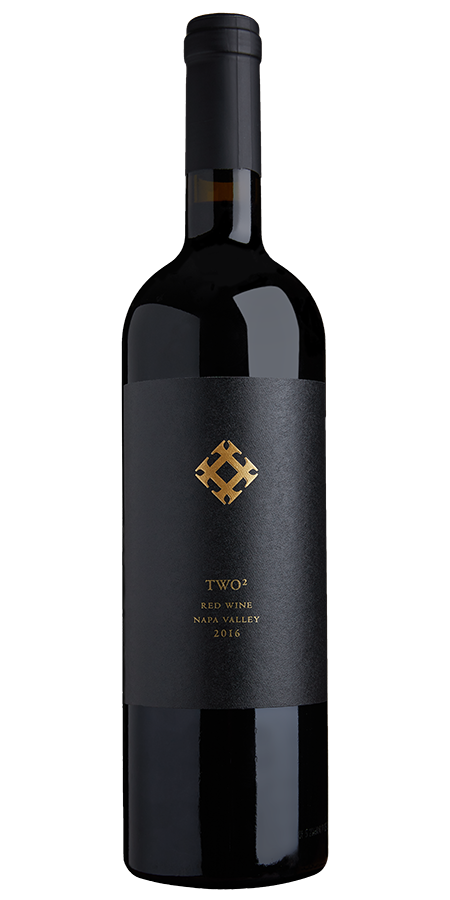 Two Squared by Alpha Omega Red Wine 2016